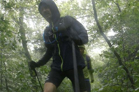 Scott Jurek running