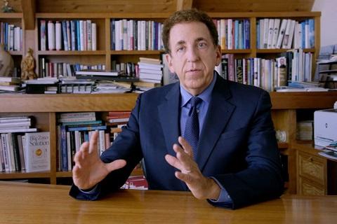 Dr. Dean Ornish Headshot
