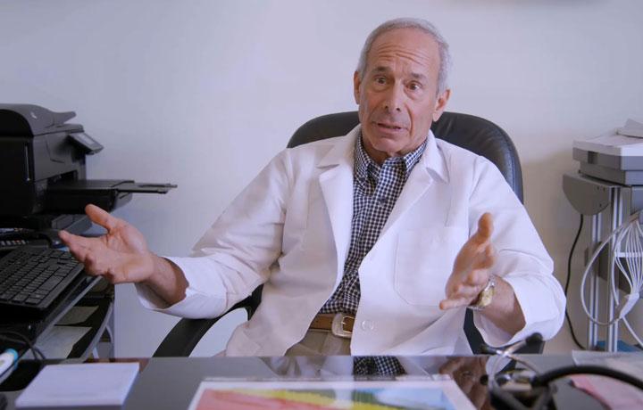 Dr. Robert Vogel headshot
