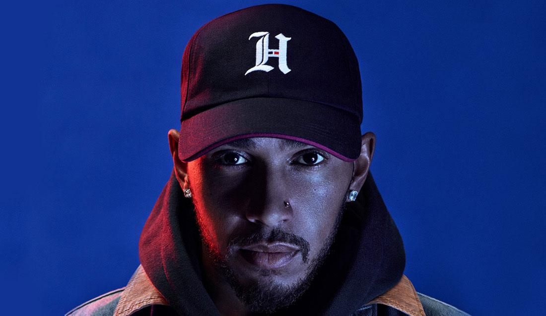 Lewis Hamilton Headshot